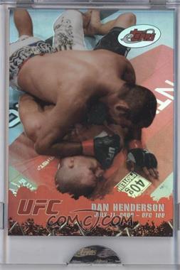 2009 eTopps #3 - Dan Henderson /999