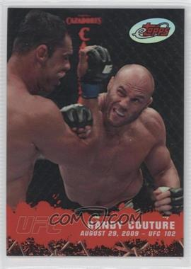 2009 eTopps #7 - Randy Couture /839