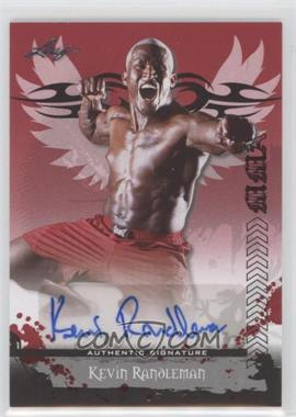 2010 Leaf MMA - Autographs #AU-KR1 - Kevin Randleman