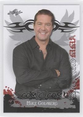 2010 Leaf MMA - [Base] #14 - Mike Goldberg
