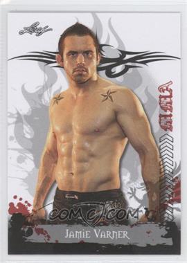 2010 Leaf MMA [???] #18 - Jamie Varner