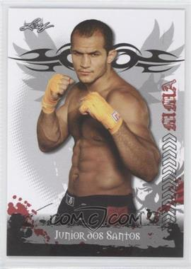 2010 Leaf MMA [???] #2 - Junior Dos Santos