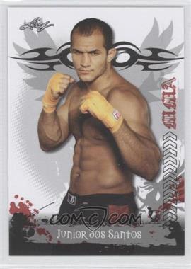 2010 Leaf MMA [???] #2 - Junior Dos Santos