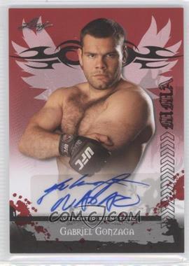 2010 Leaf MMA [???] #AV-GG1 - Gabriel Gonzaga