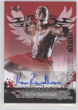 2010 Leaf MMA Autographs #AU-KR1 - Kevin Randleman