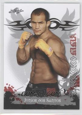 2010 Leaf MMA #2 - Junior Dos Santos