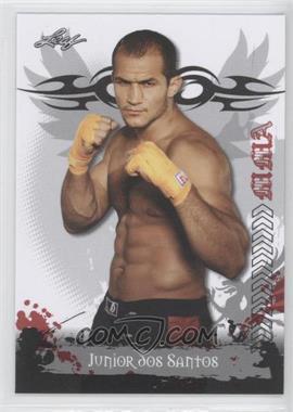 2010 Leaf MMA #2 - Junior Dos Santos