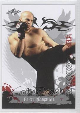 2010 Leaf MMA #33 - Eliot Marshall