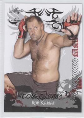 2010 Leaf MMA #86 - [Missing]