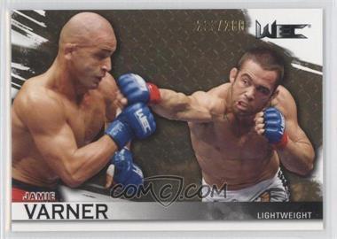 2010 Topps UFC [???] #118 - Jamie Varner /288