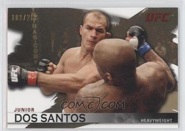 2010 Topps UFC [???] #28 - Junior Dos Santos /288