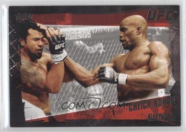 2010 Topps UFC [???] #56 - Cheick Kongo /188