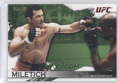 2010 Topps UFC [???] #7 - Pat Miletich /88