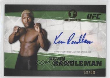2010 Topps UFC [???] #A-KR - Kevin Randleman /88