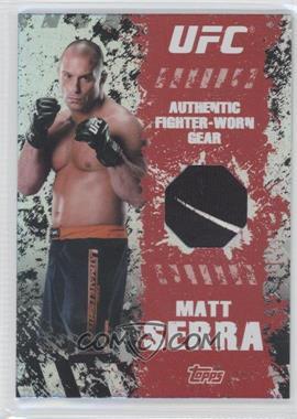 2010 Topps UFC [???] #FR-MS - Matt Serra