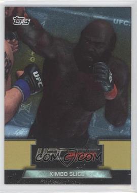 """2010 Topps UFC [???] #GTG-1 - Kevin """"Kimbo Slice"""" Ferguson"""