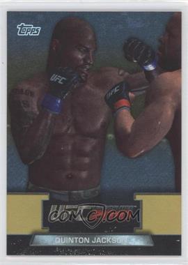 "2010 Topps UFC [???] #GTG-11 - Quinton ""Rampage"" Jackson"