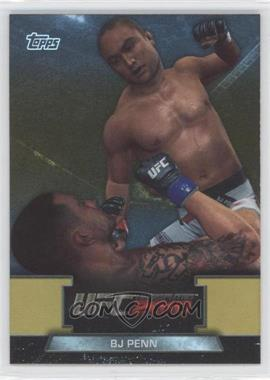 2010 Topps UFC [???] #GTG-3 - B.J. Penn (BJ Penn)