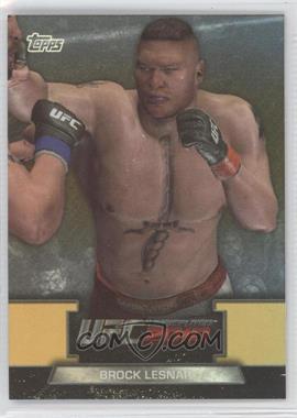 2010 Topps UFC [???] #GTG-4 - Brock Lesnar