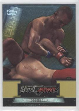 2010 Topps UFC [???] #GTG-7 - Georges St-Pierre