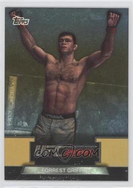 2010 Topps UFC [???] #GTG-9 - Forrest Griffin
