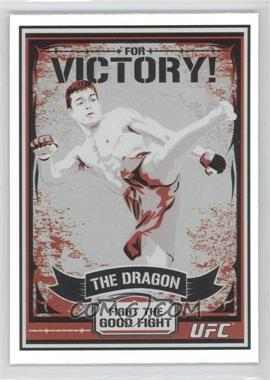 2010 Topps UFC [???] #MP5 - Lyoto Machida