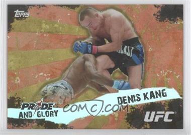 2010 Topps UFC [???] #PG-10 - Denis Kang