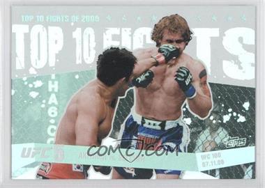 2010 Topps UFC [???] #TT09 13 - Akiyama vs. Belcher