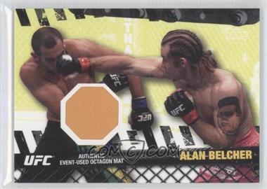 2010 Topps UFC Fight Mat Relics #FM-AB - Alan Belcher