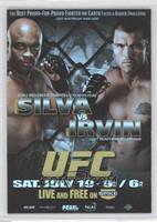 UFC Fight Night 14 (Anderson Silva, James Irvin)