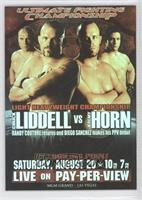 UFC54 (Chuck Liddell, Jeremy Horn, Randy Couture, Diego Sanchez)