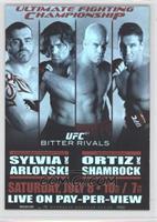 UFC61 (Tim Sylvia, Andrei Arlovski, Tito Ortiz, Ken Shamrock)