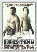 UFC63 (Matt Hughes, BJ Penn)