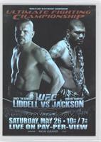 Quinton Jackson vs. Chuck Liddell