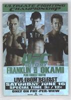 UFC72 (Rich Franklin, Forrest Griffin, Yushin Okami)