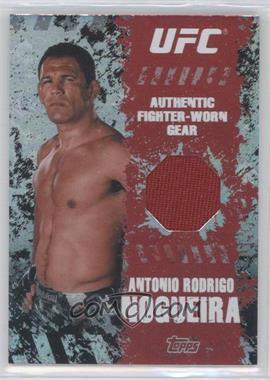 "2010 Topps UFC Fighter Gear Relics #FR-ARN - Antonio Rodrigo ""Minotauro"" Nogueira"