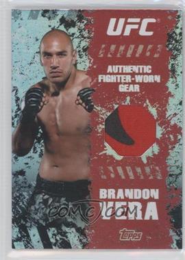 2010 Topps UFC Fighter Gear Relics #FR-BV - Brandon Vera