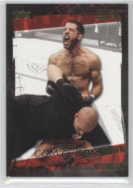 2010 Topps UFC Gold #27 - Matt Brown