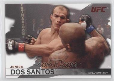 2010 Topps UFC Knockout - [Base] #28 - Junior Dos Santos