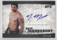 Nate Marquardt /168