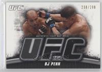 B.J. Penn (BJ Penn) /288
