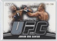 Junior Dos Santos /288