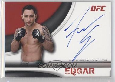 2010 Topps UFC Knockout Full-Contact Autographs #FC-FE - Frankie Edgar /99