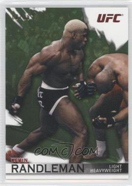 2010 Topps UFC Knockout Green #3 - Kevin Randleman /88