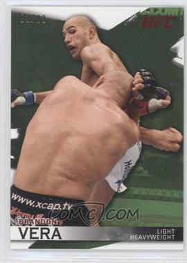 2010 Topps UFC Knockout Green #59 - Brandon Vera /88