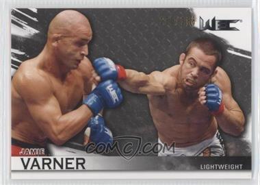 2010 Topps UFC Knockout Silver #118 - Jamie Varner /188