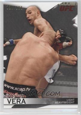 2010 Topps UFC Knockout Silver #59 - Brandon Vera /188
