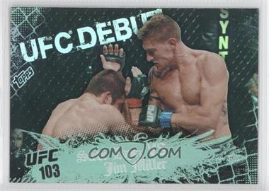 2010 Topps UFC Main Event - [Base] #137 - Steve Lopez, Jim Miller