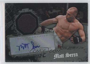 2010 Topps UFC Main Event [???] #9 - Matt Serra
