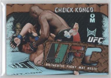 2010 Topps UFC Main Event [???] #CK - Cheick Kongo